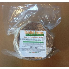 Tollden Farms TF Beef & Vegetable Patties 1lb