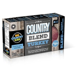 BCR BCR Country Blend Carton - 4 lb