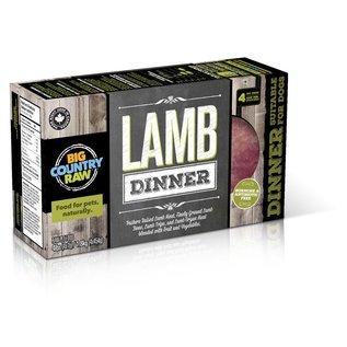 BCR BCR Lamb Dinner Carton - 4 lb