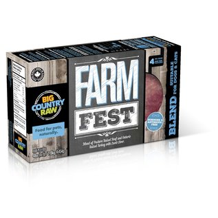 BCR BCR Farm Fest Carton - 4 lb