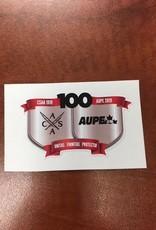Centennial Sticker