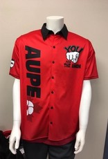 AUPE Centennial Sublimated  Bowling Shirt