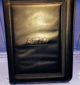 Zippered Portfolio