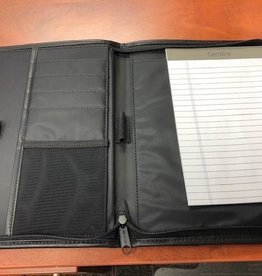 Element Zippered Padfolio