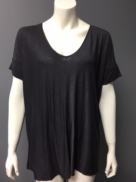 Ladies Lacy Blousy V Neck Top