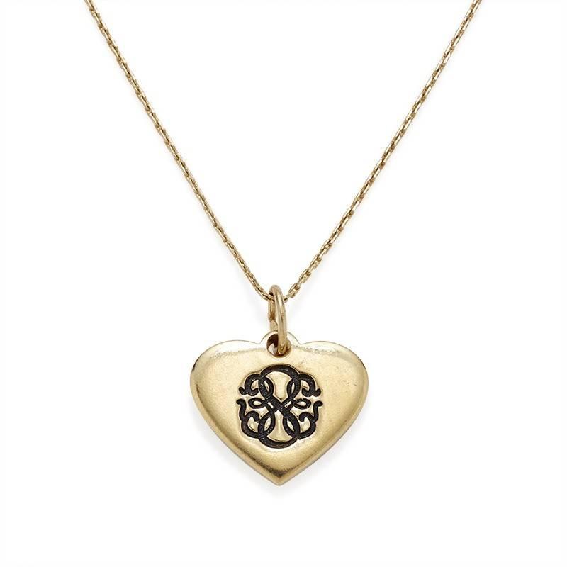 Alex and Ani Alex & Ani Heart Shaped Path Of life - Necklace Gold Finish