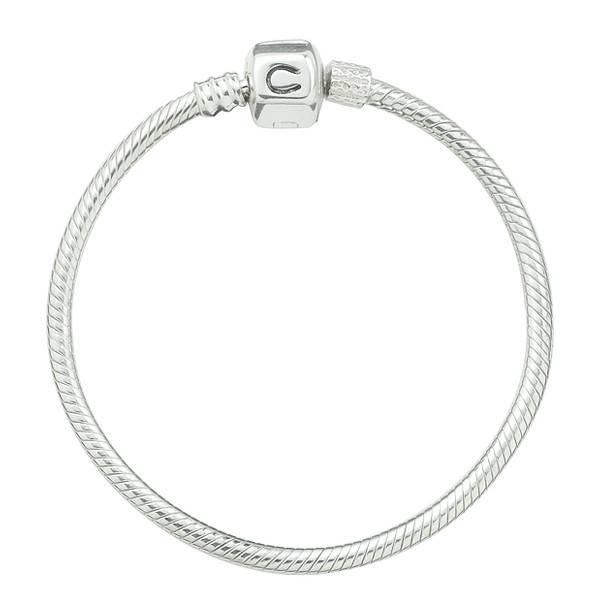 Chamilia Chamilia (23.1 cm/ 9.1 in) Silver Snap Bracelet