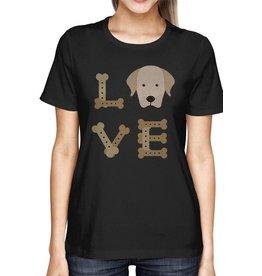 TSF Design T-Shirt - LOVE Golden Retriever