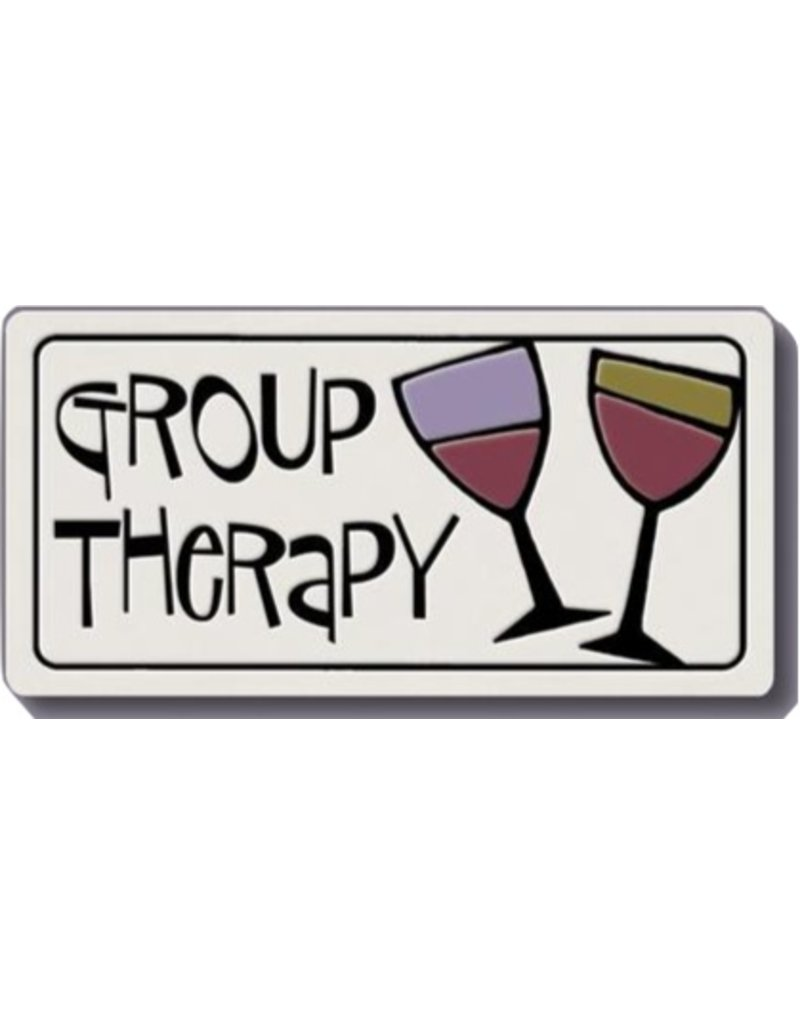 Spooner Creek Ceramic Magnet - 'Group Therapy'