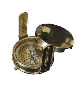 """Survey Compass Brass 2.5"""""""