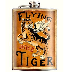 Trixie & Milo Flask-Flying Tiger Juice
