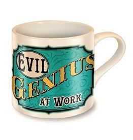 Trixie & Milo Mug-Evil Genius