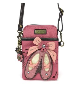Chala Bags Crossbody-Cell Phone Bag-Ballet Shoes
