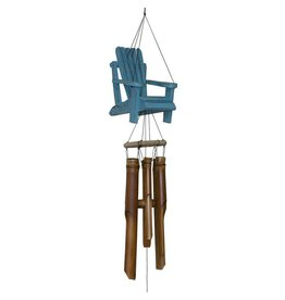 Cohasset Beach Chair Bamboo Wind Chime