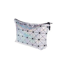 Sihnderella Make Up Bag-Hologram Triangle