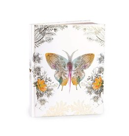 Papaya Art Journal -PAISLEY BUTTERFLY