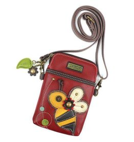 Chala Bags Crossbody-Cell Phone Bag-BEE