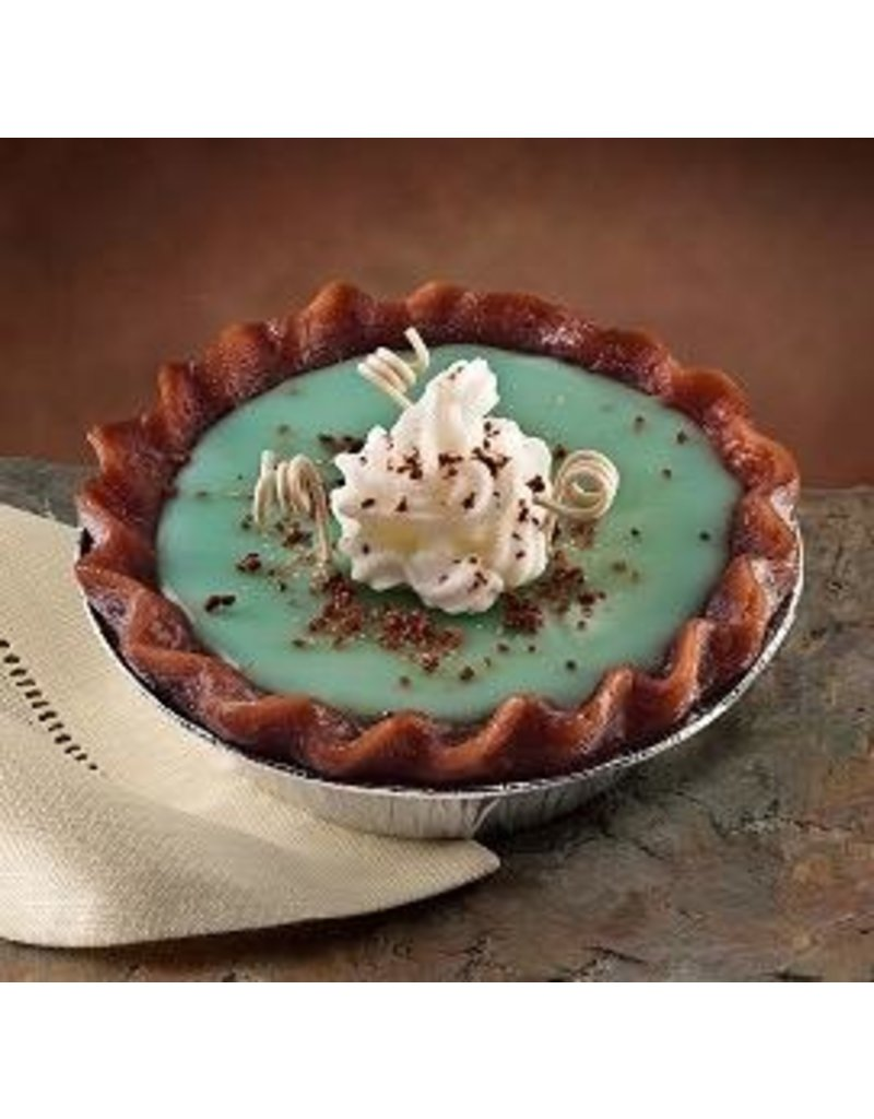 Honey Hive Candle Pie-Chocolate Mint