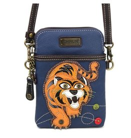 Chala Bags Crossbody-Cell Phone Bag-TIGER