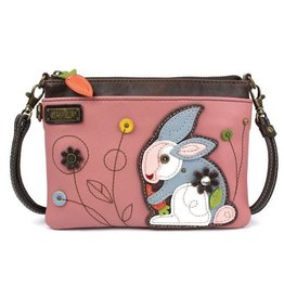 Chala Bags Crossbody-Mini-RABBIT-Rose