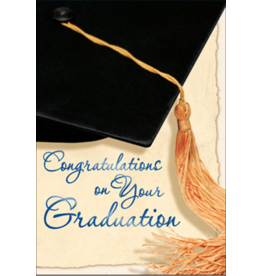 Leanin Tree Graduation Money Card: Congratulations on your Graduation