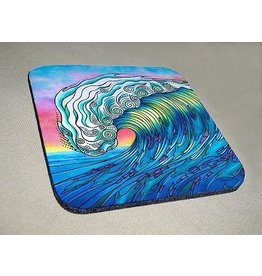 Stephanie Kiker COASTERS-The Wave (SET 4)