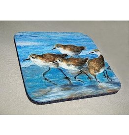 Stephanie Kiker COASTERS-Morning Run (SET 4)