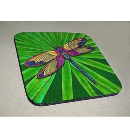 Stephanie Kiker COASTERS-Dragonfly (SET 4)