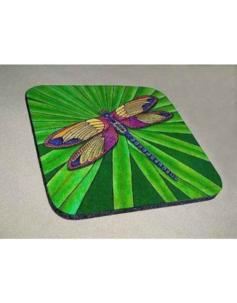 Stephanie Kiker COASTERS-Dragonfly (SET 4)