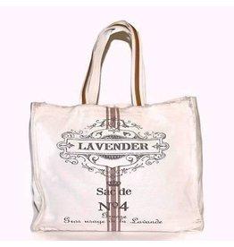 Le Papillon Tote-Vintage Lavender Sac De No4