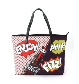 Tote-Coca-Cola Pop Art