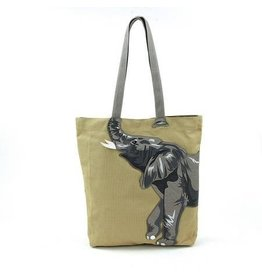 Comeco Tote-Strolling Elephant