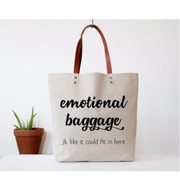 Tote-Emotional Baggage