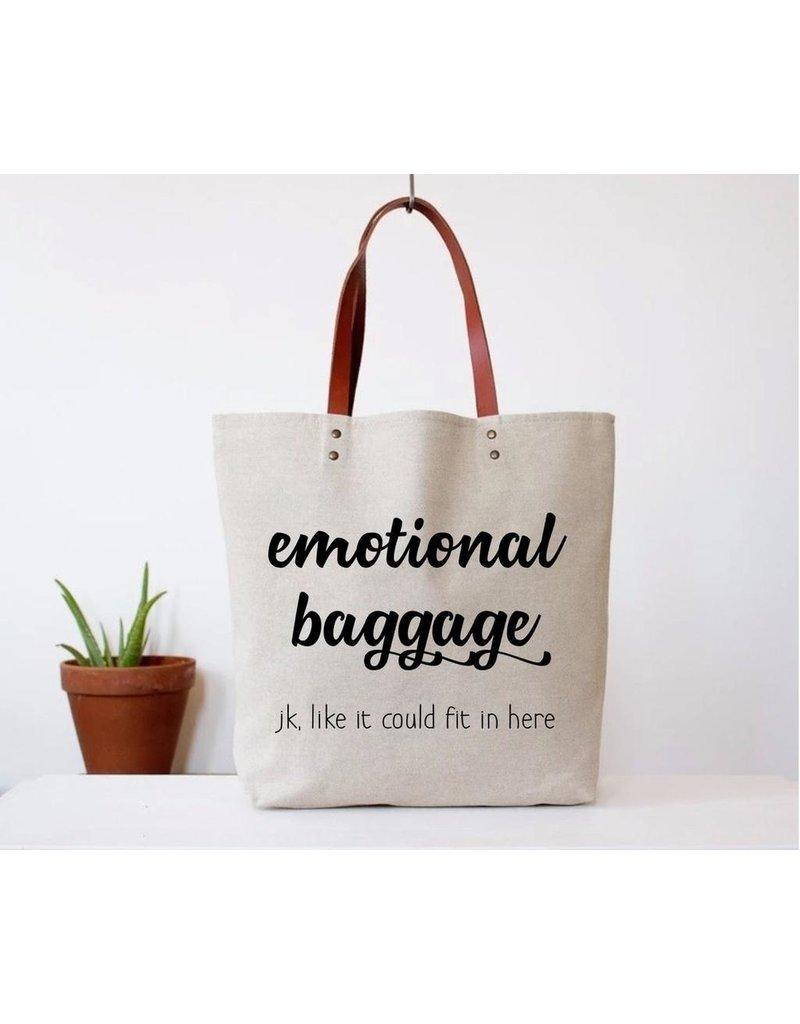 Fun Club Tote-Emotional Baggage