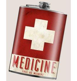 Trixie & Milo Flask-Medicine, Use as Needed