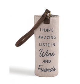 Mona B Wine Bag-'Amazing'