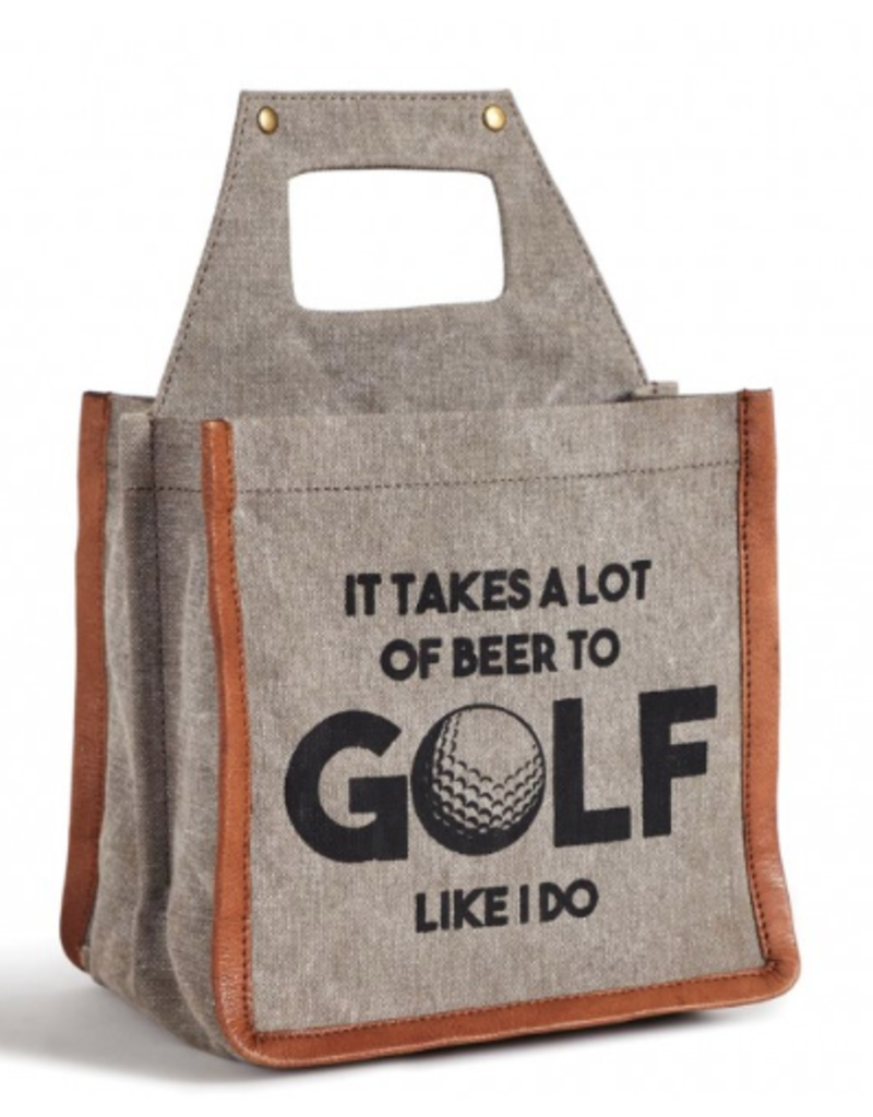 Mona B Canvas Caddy-'Fairway Golf'