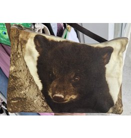 Art Studio Company Crossbody Bag (H)-Black Bear