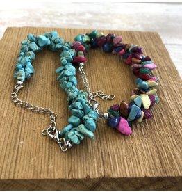 Bracelet-Boho Gembits Twist