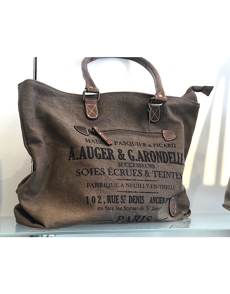 Le Papillon Handbag-Vintage French Auger