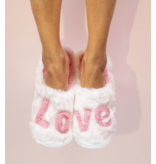 Faceplant Classic Slippers-Love