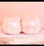 Faceplant Footsies Slippers-Praise The Lard Piggies