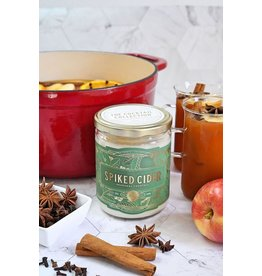 Rewined Rewined Cocktail Candle - SPIKED CIDER (7oz)