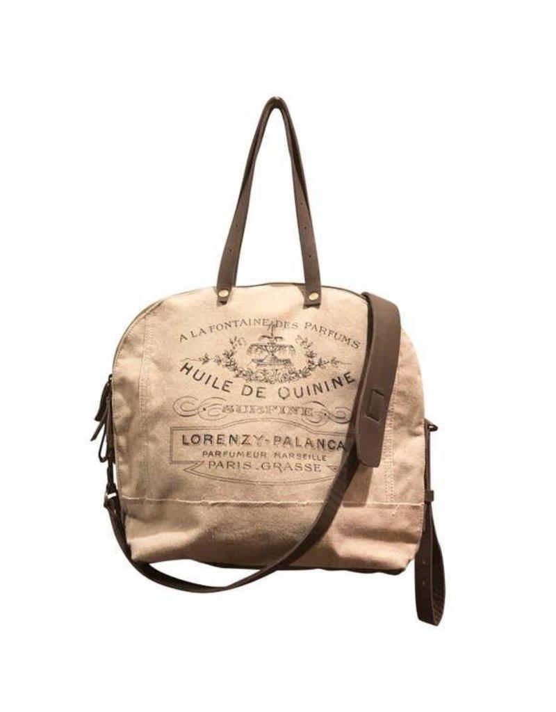 Chloe & Lex Shoulder Bag-Lorenzy Palanca Canvas Tote