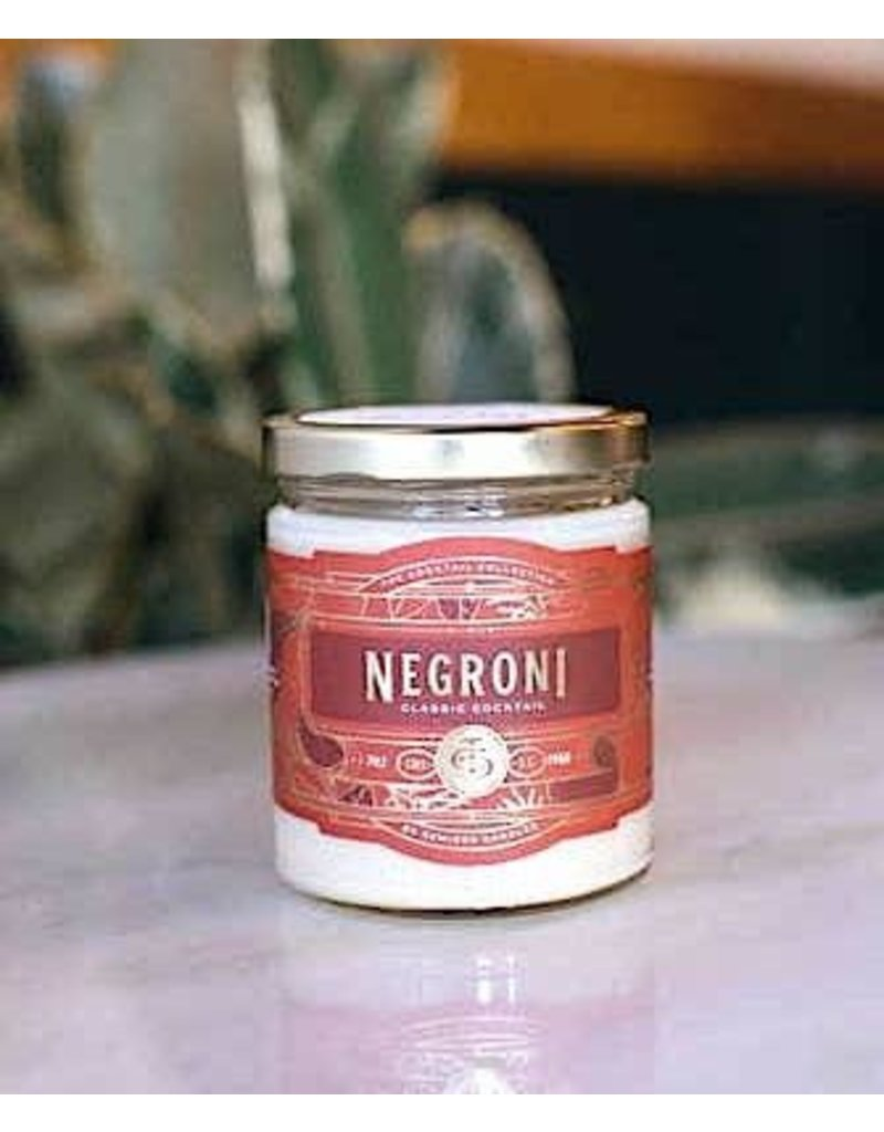 Rewined Rewined Cocktail Candle - NEGRONI (7oz)