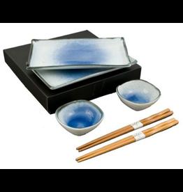 Sushi for 2 (6pc Set) 'Blue Ocean'