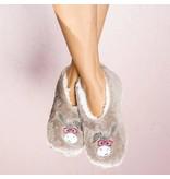 Faceplant Footsies Slippers-Smart Ass