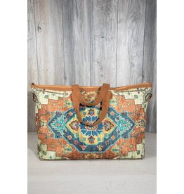 Urbanista Weekender Bag-Vintage Carpet Getaway