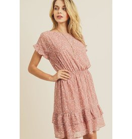 Doe & Rae Dress-Ruffled Willow Sundress