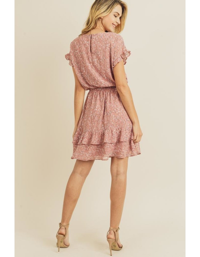 Doe & Rae Dress-Ruffled Willow Sundress
